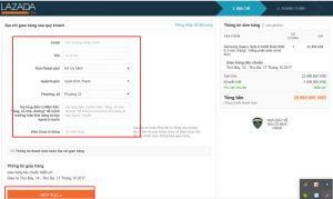 Hướng dẫn cách đặt hàng và áp dụng mã giảm giá trên lazada